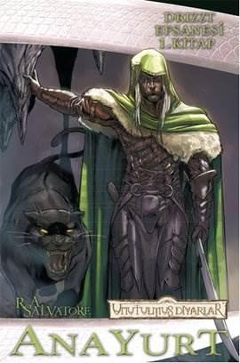 Drizzt Efsanesi–Kara Elf Üçlemesi
