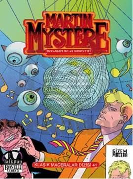 Martin Mystere Klasik M. Dizisi 41