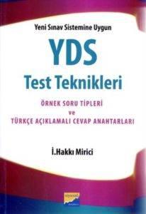 YDS Test Teknikleri