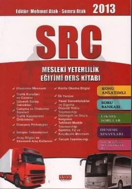 2013 SRC Mesleki Yeterlilik Eğitimi Ders Kitabı
