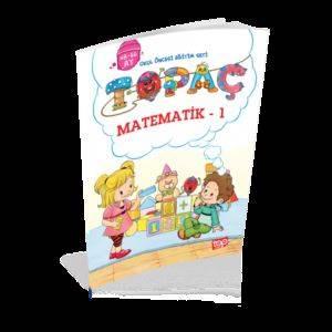 Okul Öncesi Topaç Matematik -1