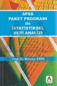 SPSS Paket Programı ile İstatistiksel Veri Analizi