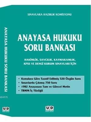 Anayasa Hukuku Soru Bankası