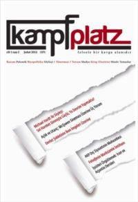 Kampfplatz Dergisi Sayı: 2