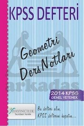2014 KPSS Defteri - Geometri Ders Notları