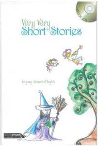 The Very Very Short Stories-With CD
