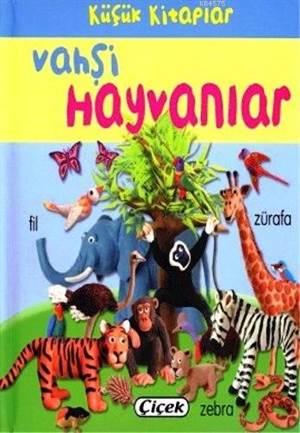 Küçük Kitaplar Vahşi Hayvanlar