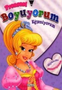 Prensesi Boyuyorum Pembe