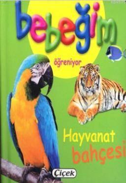 Bebeğim Öğreniyor Hayvanat Bahçesi