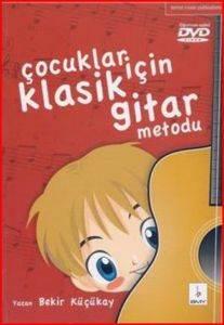Çocuklar İçin Klasik Gitar Metodu