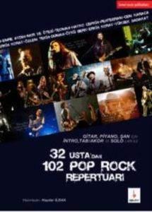 32 Ustadan 102 Pop Rock Repertuarı