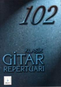 102 Klasik Gitar Repertuari +Cd