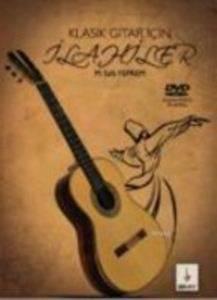Klasik Gitar İçin İlahiler+ Dvd