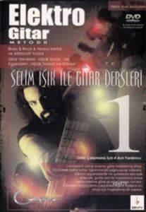 Elektro Gitar Metodu-1 Dvd'Li
