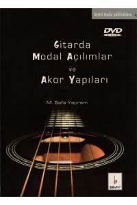 Gitarda Modal Açilimlar ve akor Yapilari +Dvd