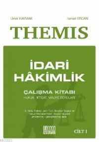 Themis İdari Hakimlik Çalışma Kitabı