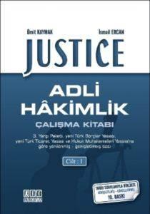 Adli Hakimlik Çalışma Kitabı