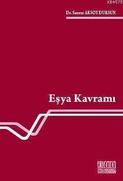 Esya Kavrami