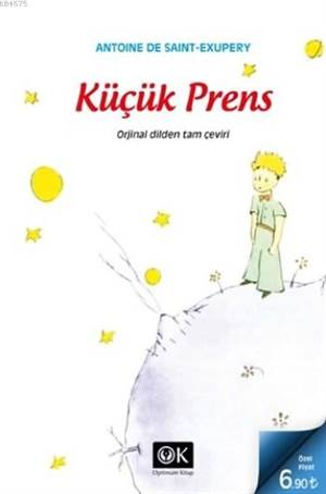 Küçük Prens; Orjinal Dilden Tam Çeviri