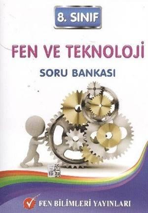 Fen 8. Sınıf Fen Bilimleri Soru Bankası