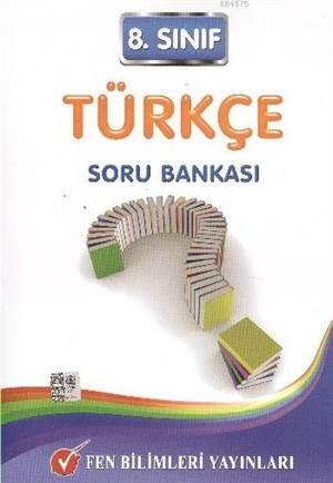 8. Sınıf - TÜRKÇE - Soru Bankası - YENİ