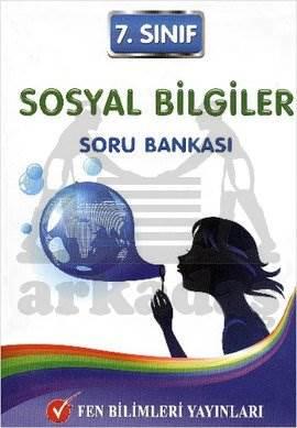 7. Sınıf Sosyal Bilg. Soru Bankası Yeni