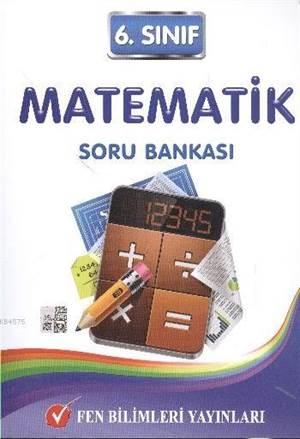 6. Sınıf - MATEMATİK - Soru Bankası - YENİ