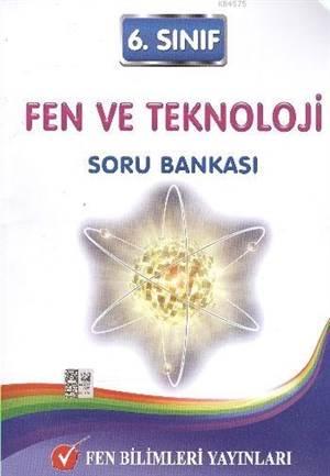 6. Sınıf - FEN BİLİMLERİ - Soru Bankası - YENİ