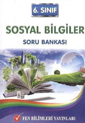 6. Sınıf - SOSYAL BİLGİLER - Soru Bankası - YENİ