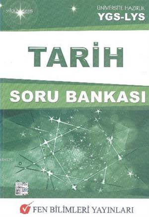 YGS/LYS TARİH - Soru Bankası - Yıldız Serisi