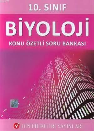 10. Sınıf - BİYOLOJİ - Konu Özetli Soru Bankası