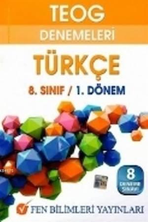 8. Sınıf - Türkçe Teog 1. Dönem Deneme