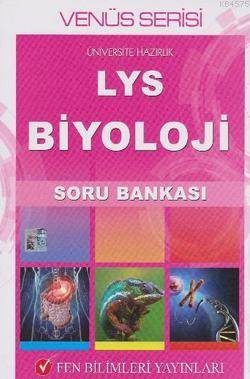 LYS Biyoloji Soru Bankası Venüs Serisi