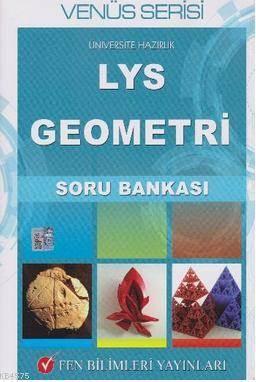 LYS Geometri Soru Bankası Venüs Serisi
