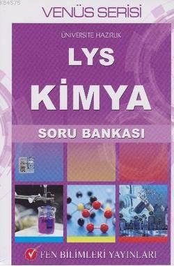 LYS Kimya Soru Bankası Venüs Serisi