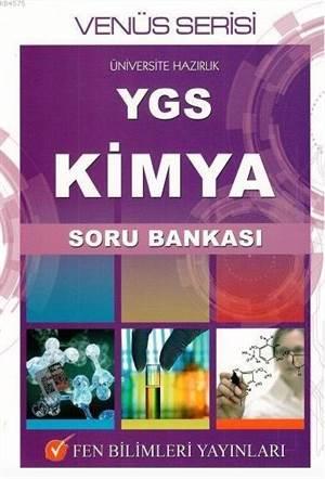 YGS Venüs Serisi Kimya Soru Bankası