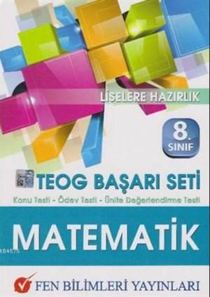 Fen 8. Sınıf Teog Matematik Başarı Seti