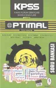 İstanbul Kariyer Optimal Maliye Soru Bankası 2013