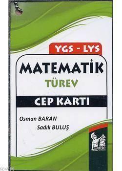 YGS-LYS Matematik - Türev Cep Kartı