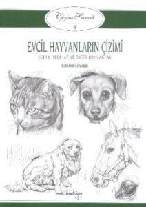 Çizim Sanatı-9 Evcil Hayvanların Çizimi