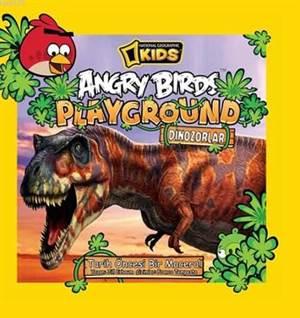 Angry Bırds Playground Dinozorlar