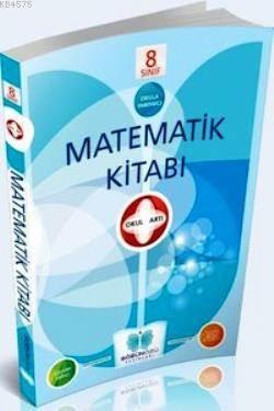 Sözün Özü 8.Sınıf Okul Artı Kitabı Matematik + Çözüm Dvd'Li