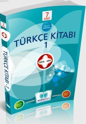 Sözün Özü 7.Sınıf Okul Artı Kitabı Türkçe + Çözüm Dvd'Li