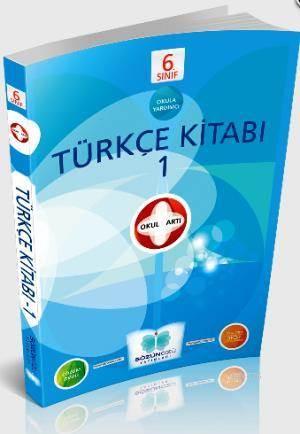 Sözün Özü 6.Sınıf Okul Artı Kitabı Türkçe + Çözüm Dvd'Li