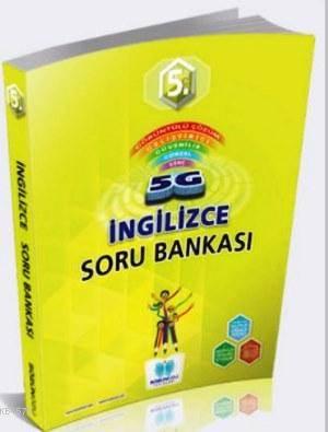 Sözün Özü 5.Sınıf 5G İngilizce Soru Bankası