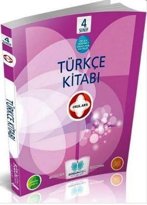 Sözün Özü 4.Sınıf Okul Artı Kitabı Türkçe + Çözüm Dvd'Li
