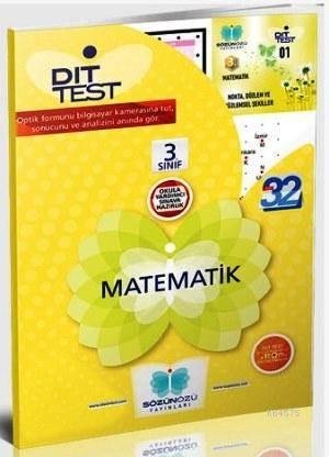 Sözün Özü 3.Sınıf Matematik Dıt Test ( 32 Adet )