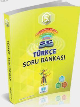Sözün Özü 5.Sınıf 5G Türkçe Soru Bankası