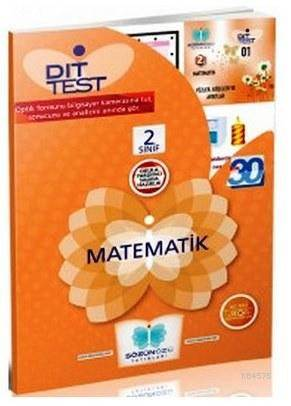 Sözün Özü 2.Sınıf Matematik Dıt Test ( 30 Adet )