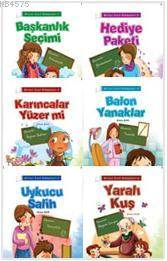 Birincisi Sınıf Hikayeleri Serisi 6 Kitap